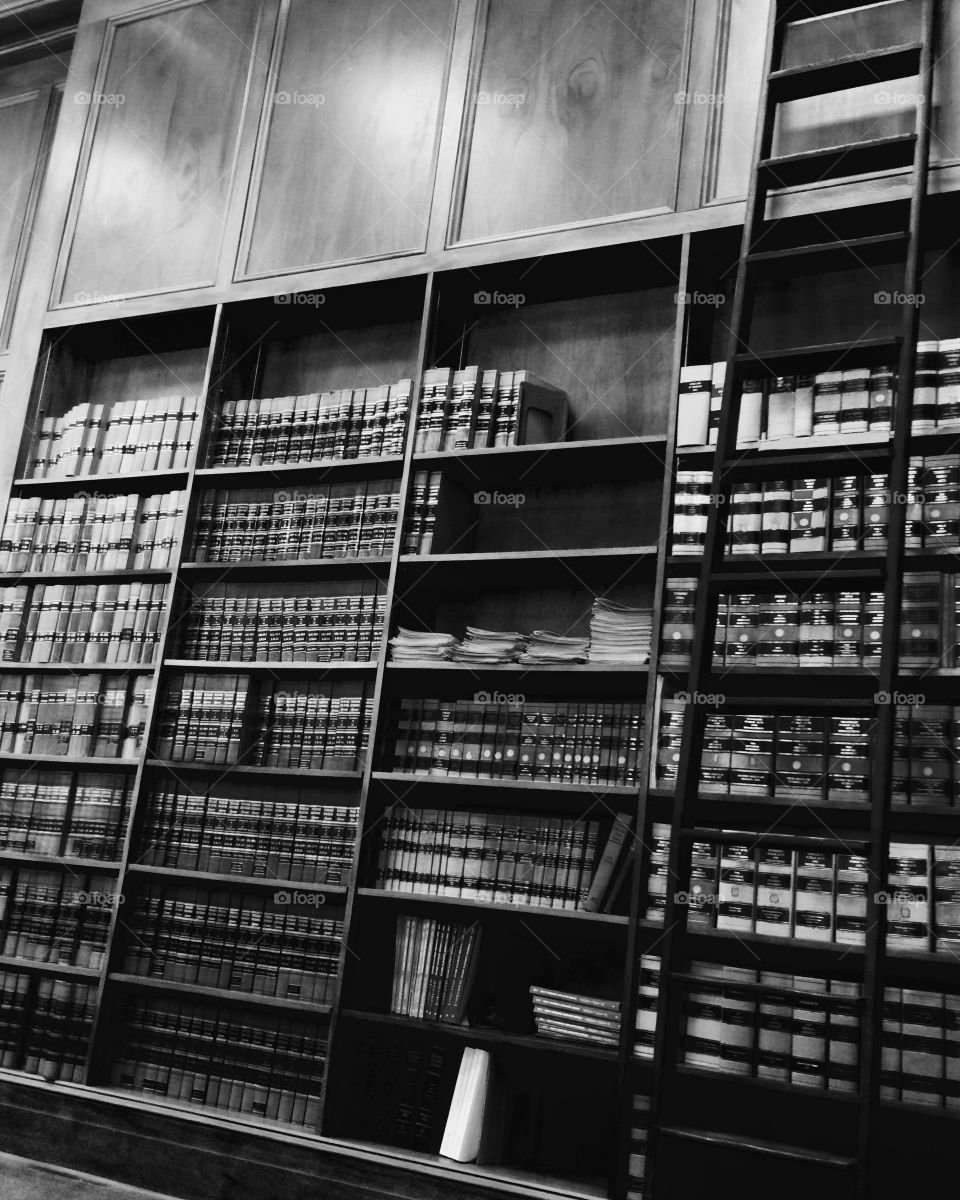 Law Library. Shelby County Courthouse, Memphis, TN