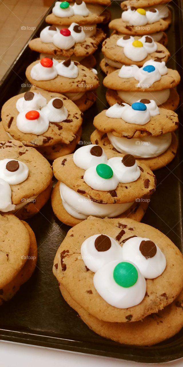 Monstrous Blissfull Cookies