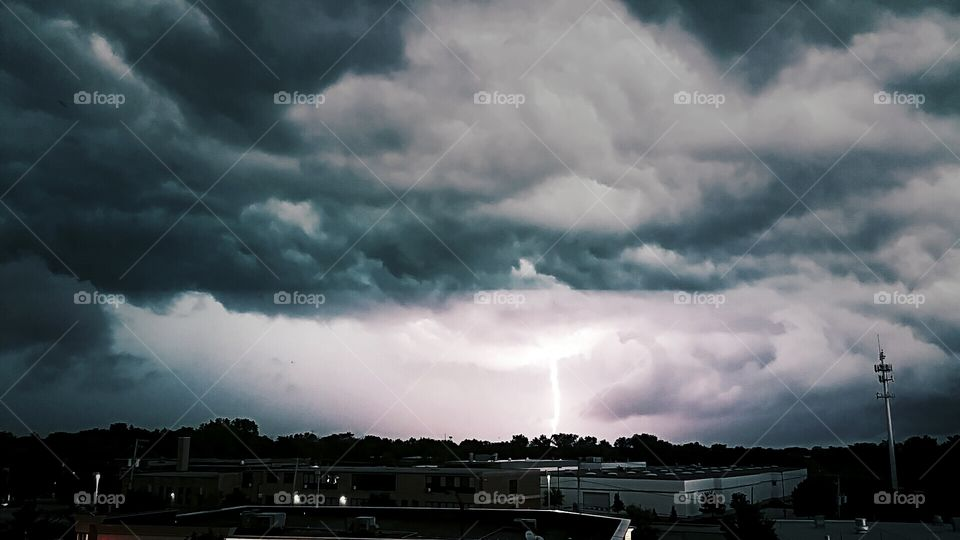 lightning chicago