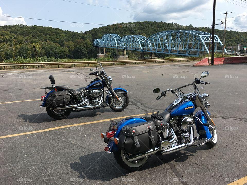 Harley Davidson's