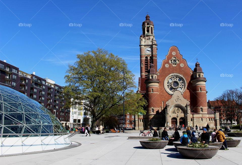 Triangeln, Malmö.