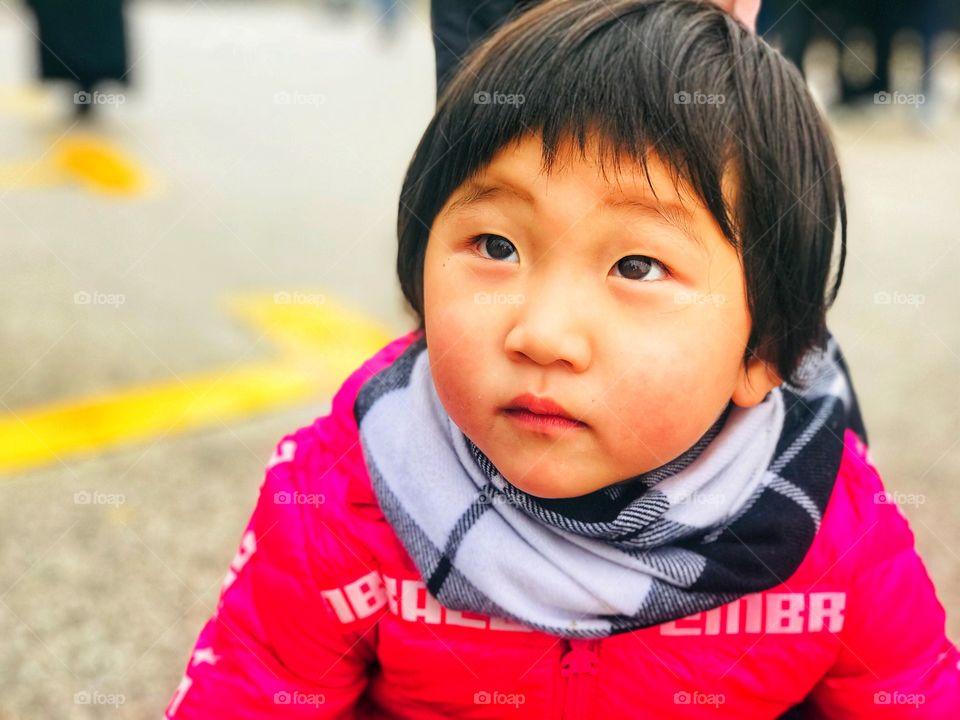 chinese child :)
