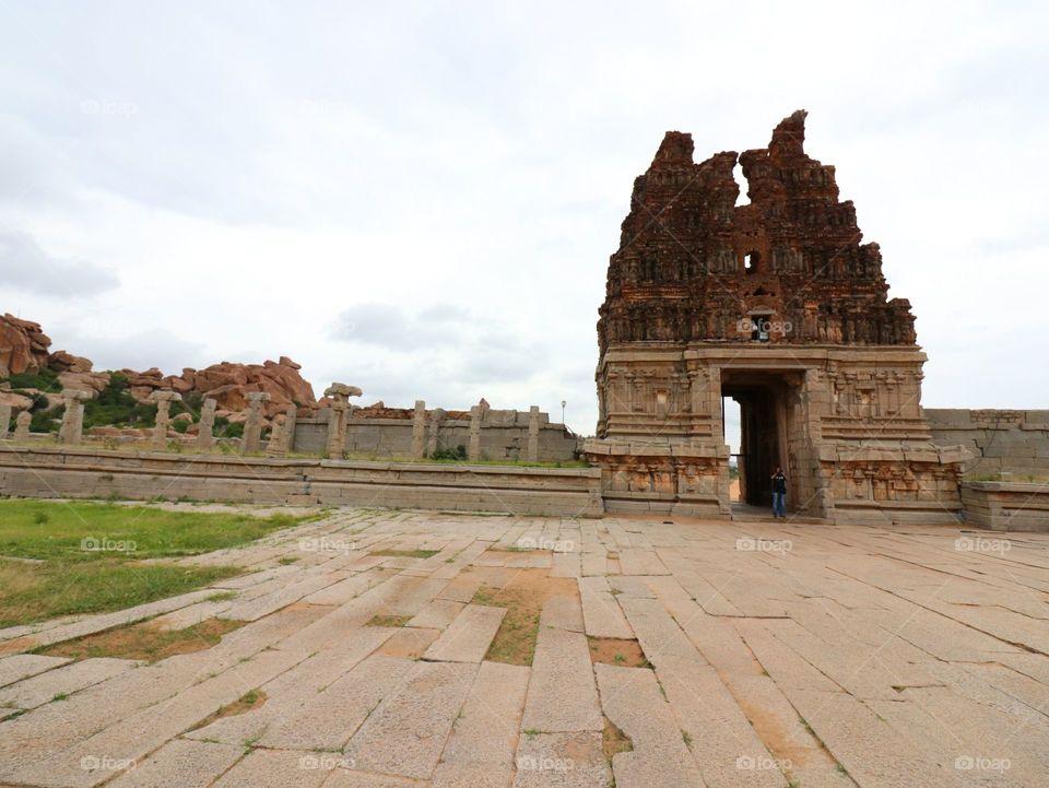 Architecture, Travel, Ancient, No Person, Temple