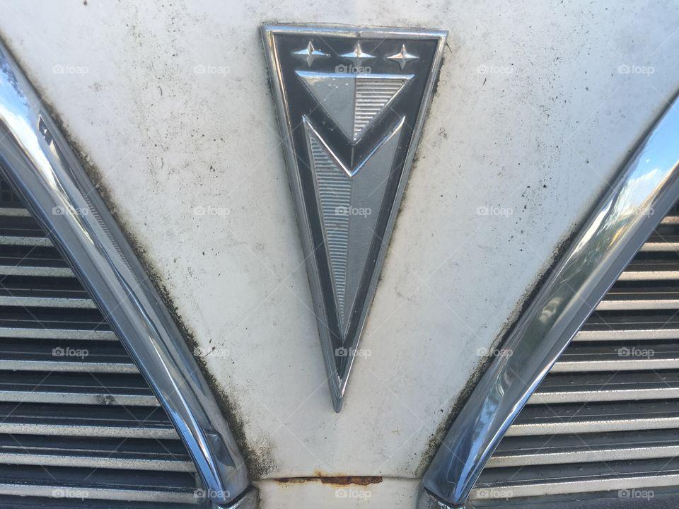 Antique Pontiac Ventura