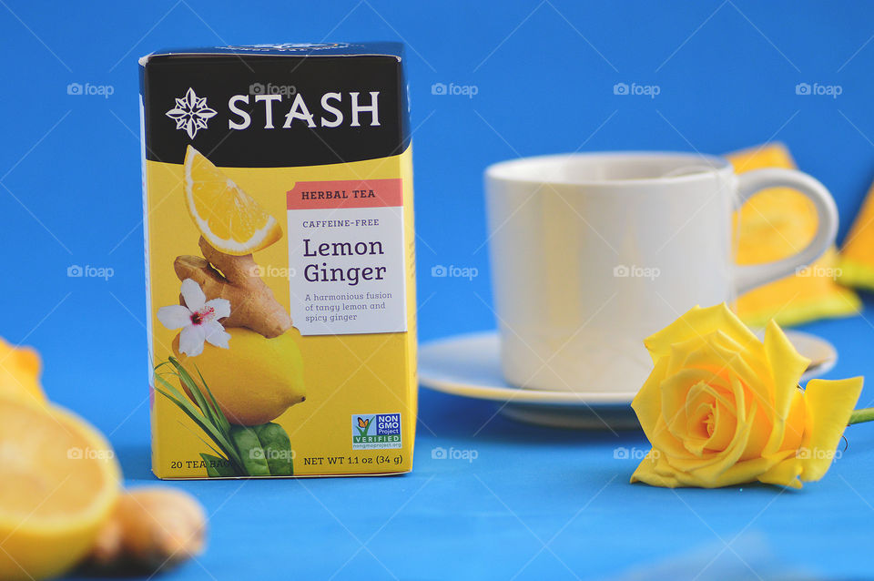 Bold and Bright Stash Tea
