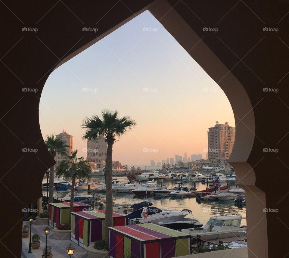 Pearl at Qatar