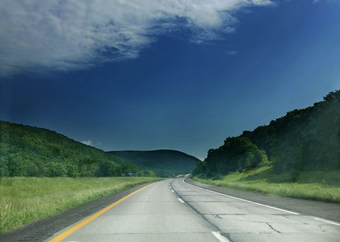 The Foothills to the Catskills, Interstate 88, Upstate NY