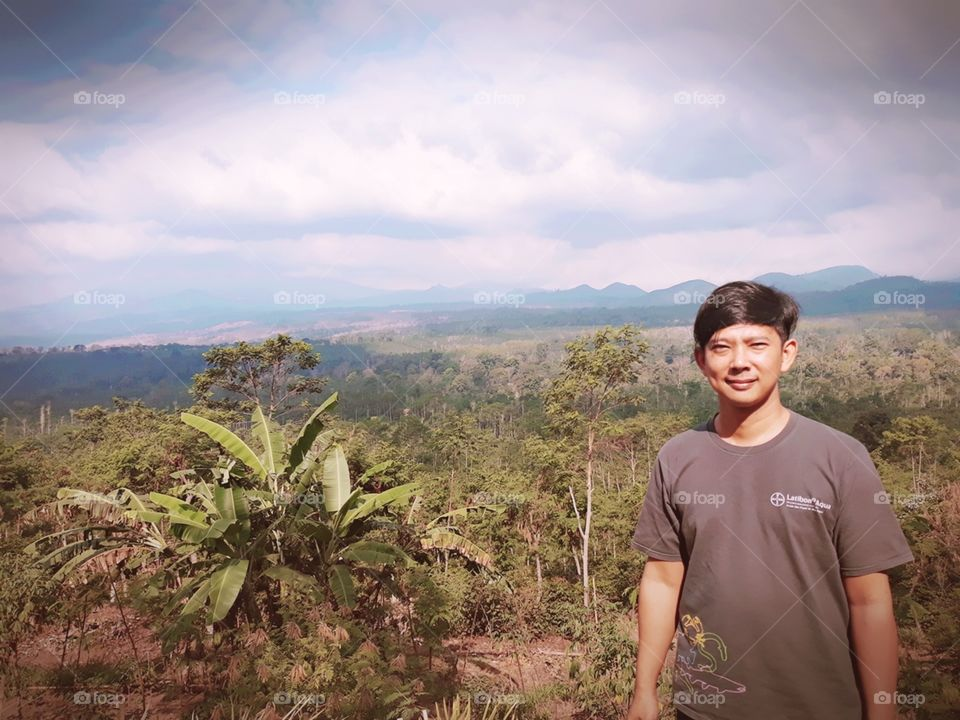 me and nature
