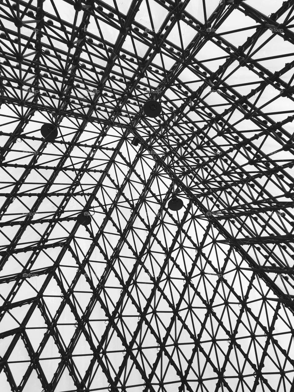 Modern Architecture at Window of the World Pyramid in Shenzhen - China