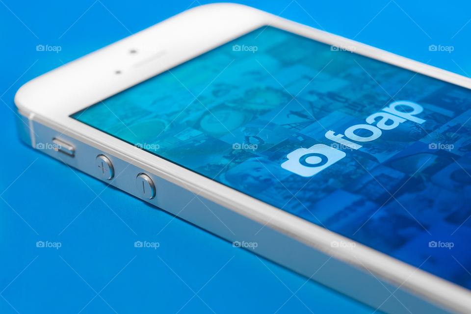 Iphone foap icon