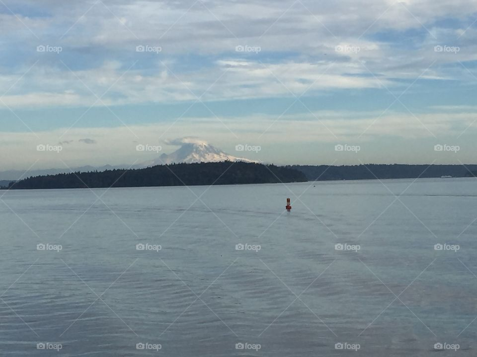 Water, Lake, Landscape, No Person, River