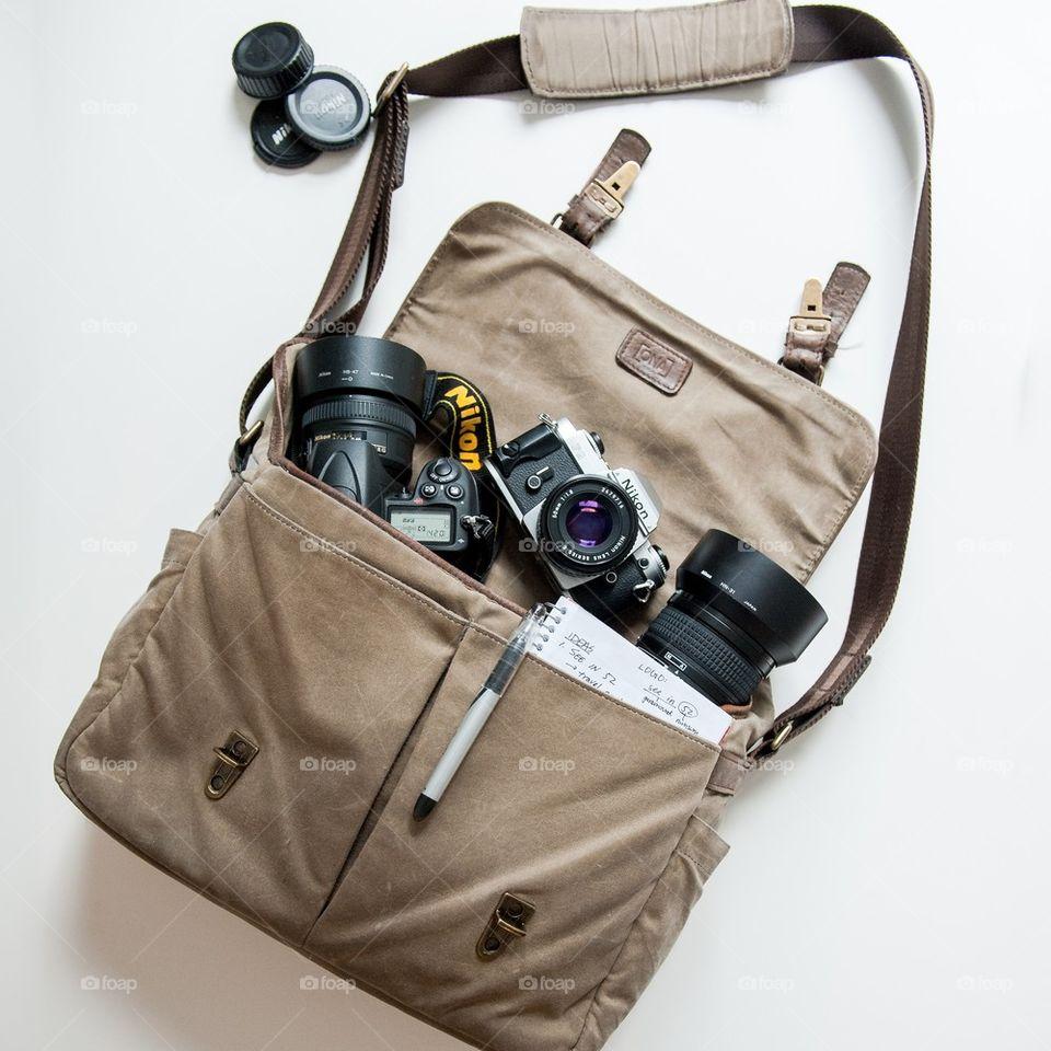 My Camera Bag
