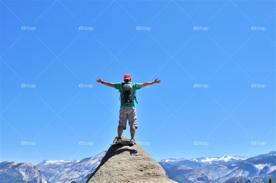 Yosemite dream vacation