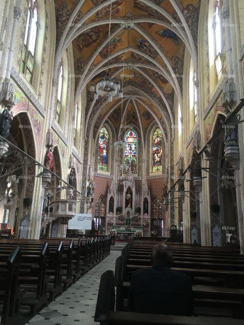 Wodehouse Church in South Mumbai (Bishop House)