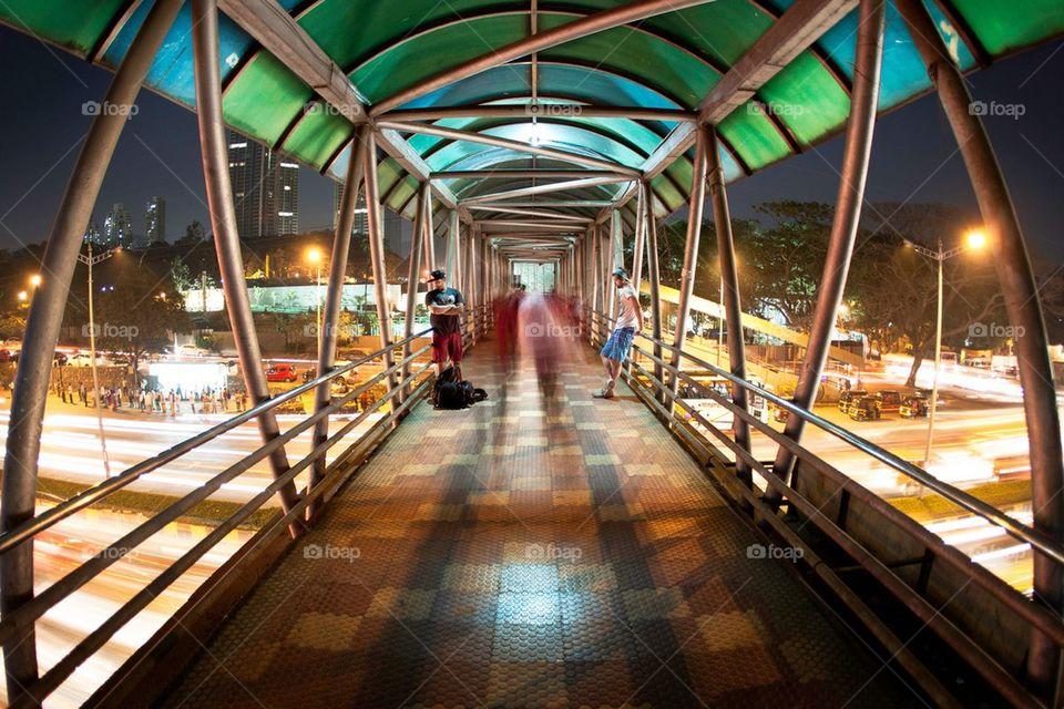 Mumbai: Skywalk
