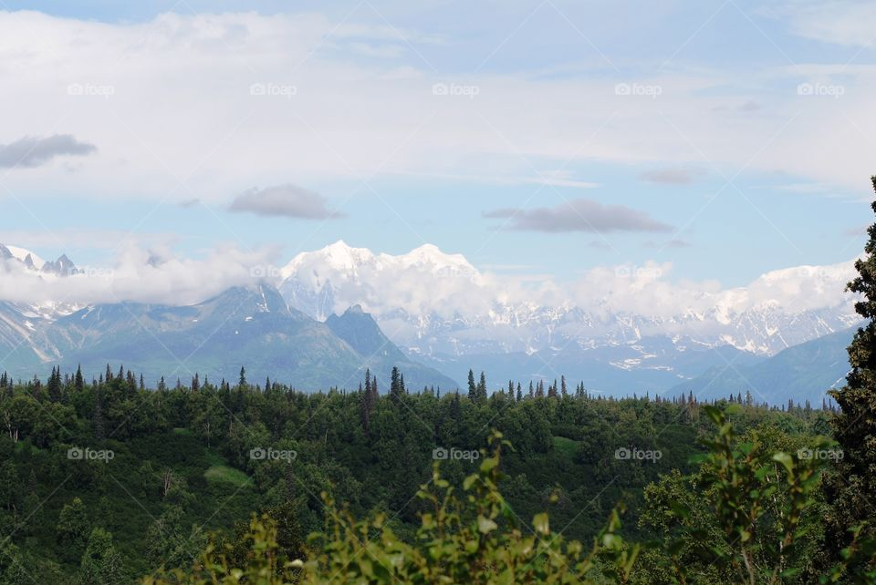 Denali from a distance