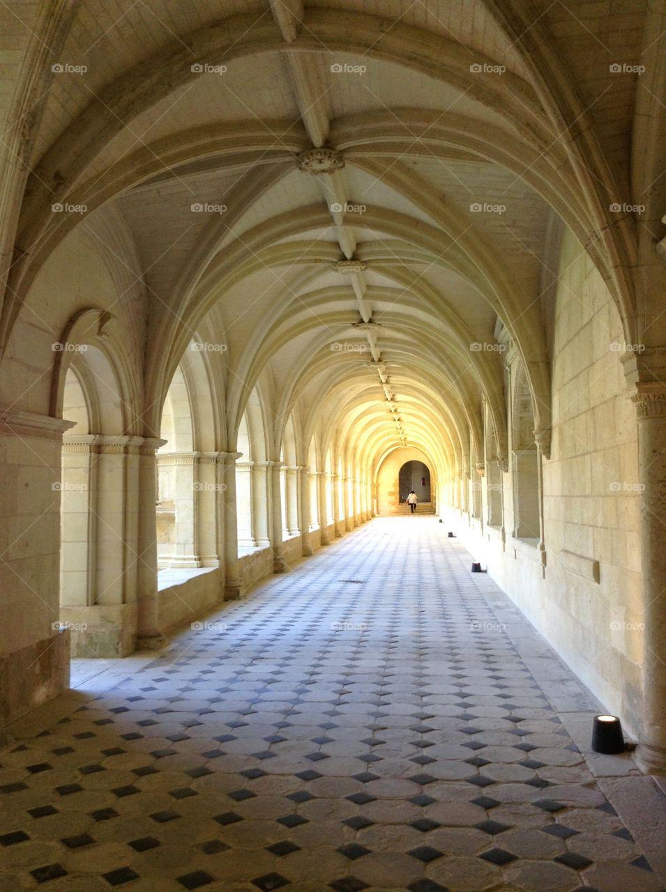 Monastery. France