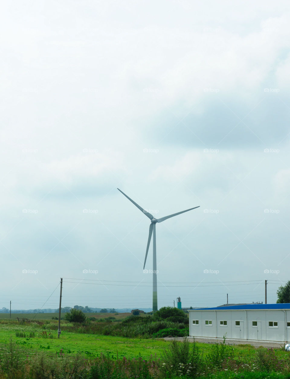 Wind electro