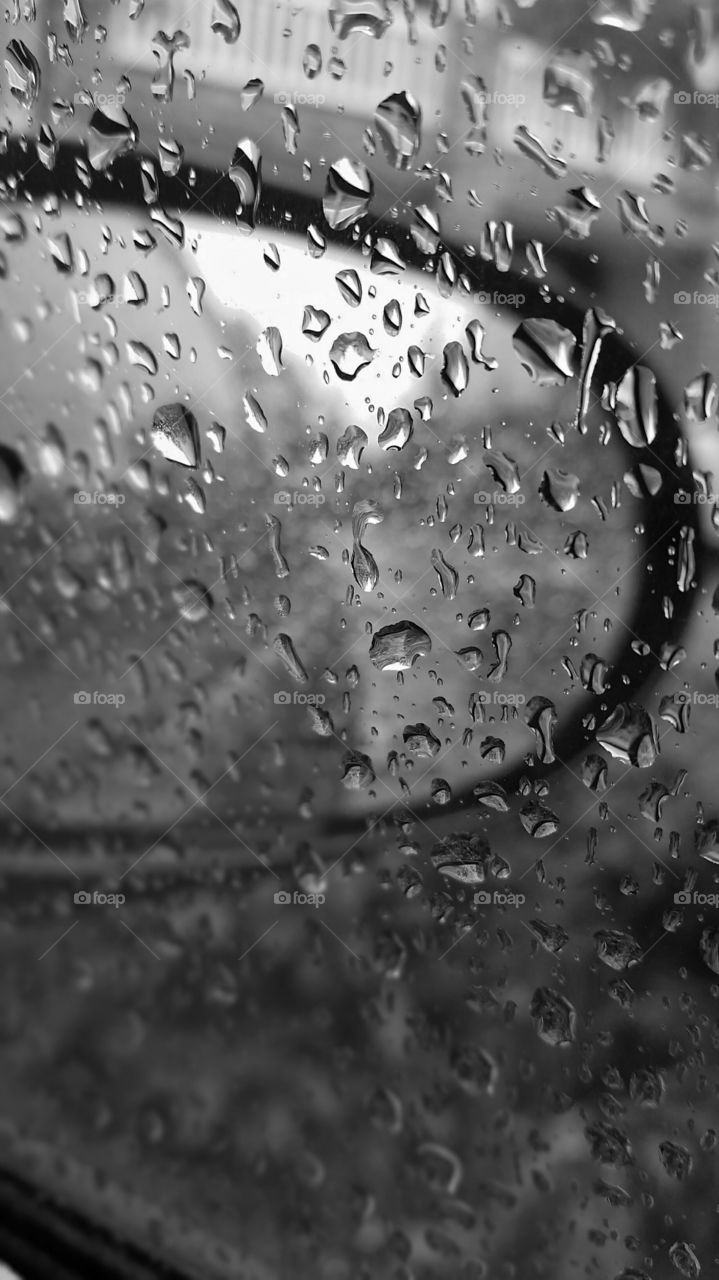 it's too wet to look into your past. go for the future.