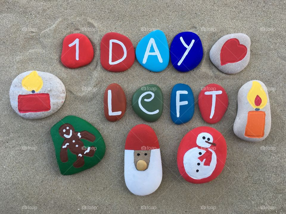 1 Day  Left to Christmas