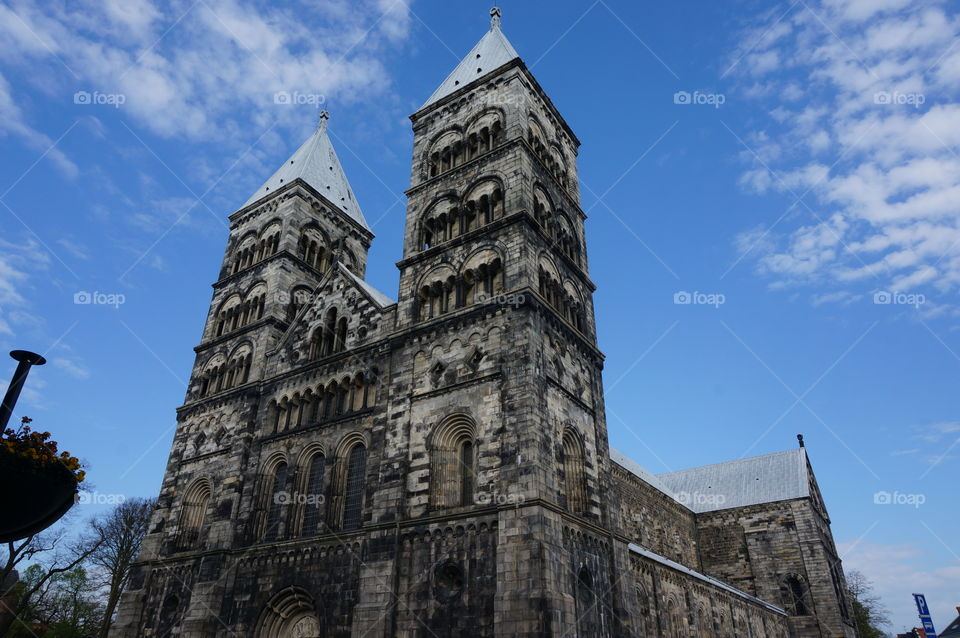 Lund Cathedral , Sweden