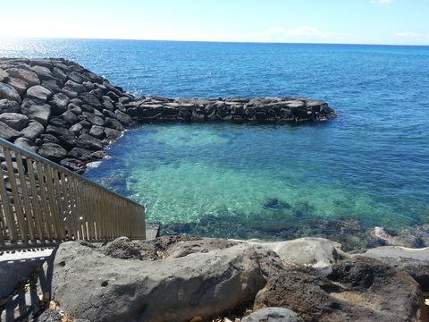 natural sea pool