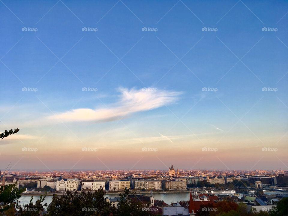 Hungarian Skyline
