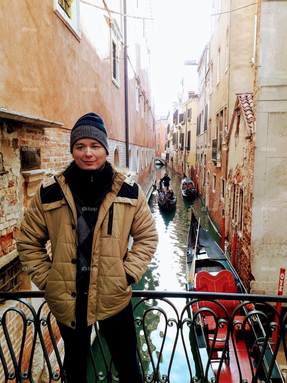 Winter, Venecia