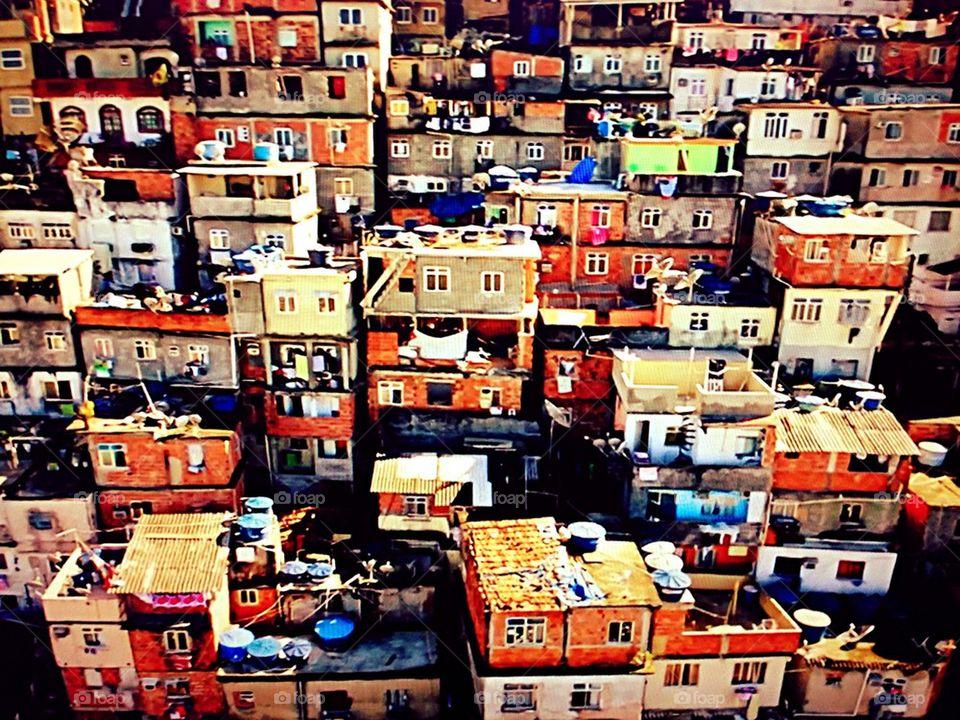 Favela View