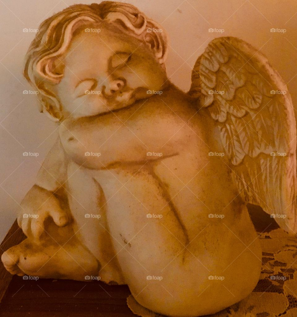 Angel in my home