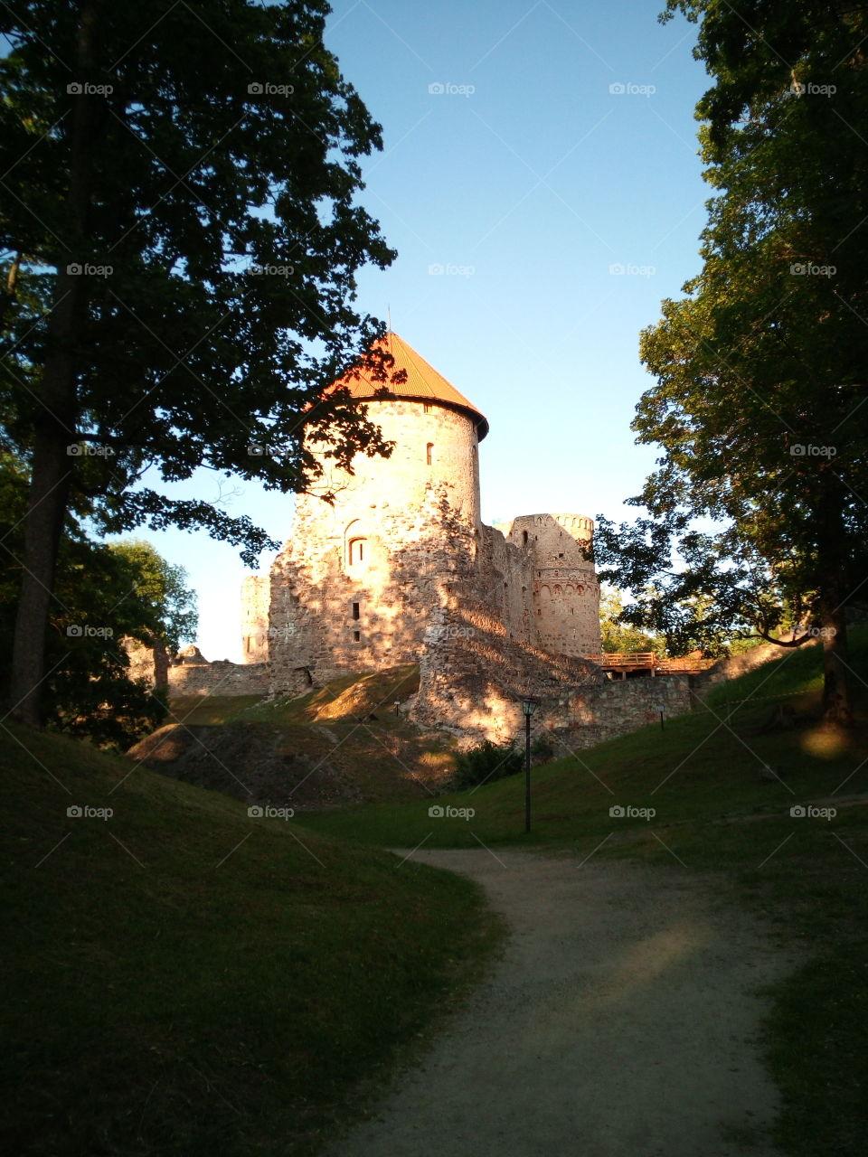Cesis,Latvia