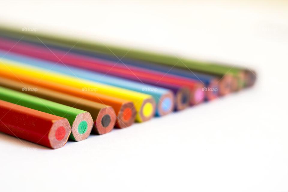 Lineup paint pencil