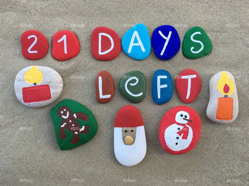 21 Days  Left to Christmas