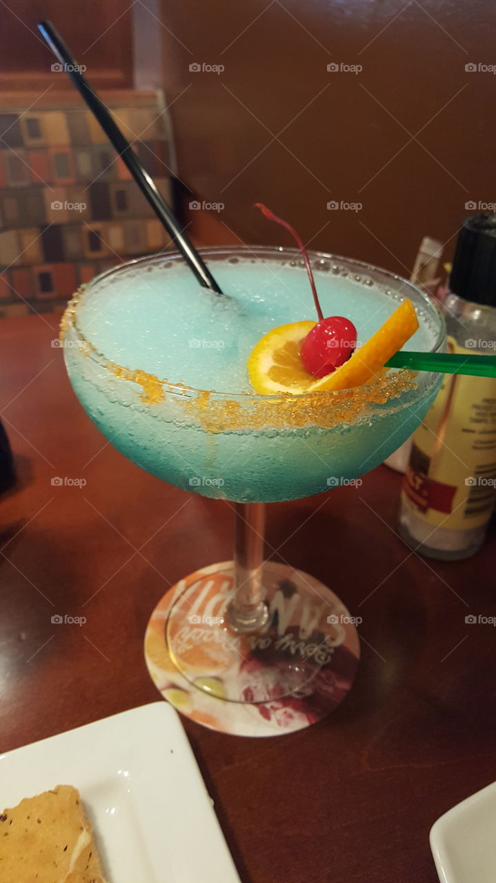 That fruity drink