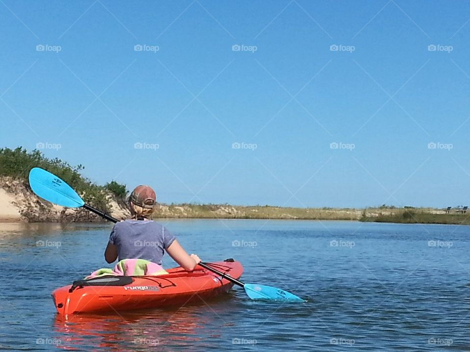 Platte River Kayaking
