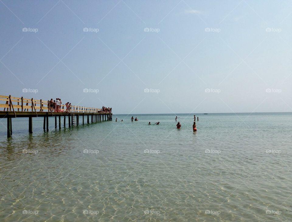 Falsterbo beach
