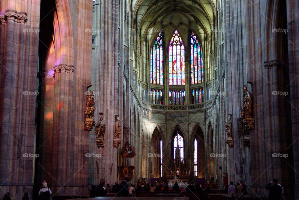 saint cathedral prague vitus by ckim78tx