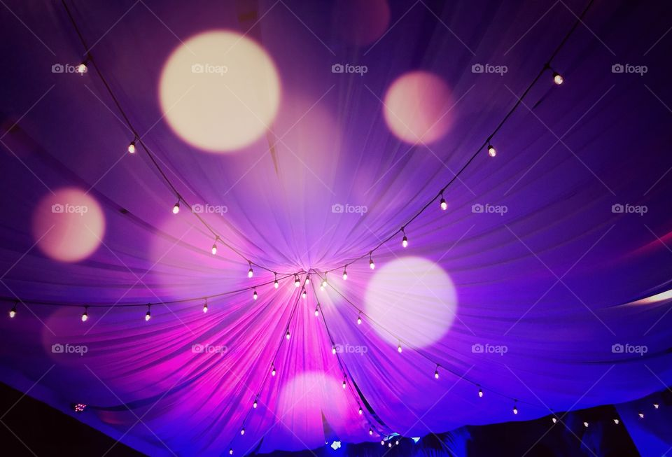Party lights- event lights- spotlight - glow party
