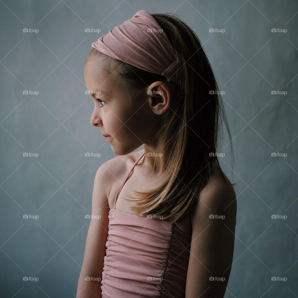 Child, Woman, Girl, Fashion, Portrait