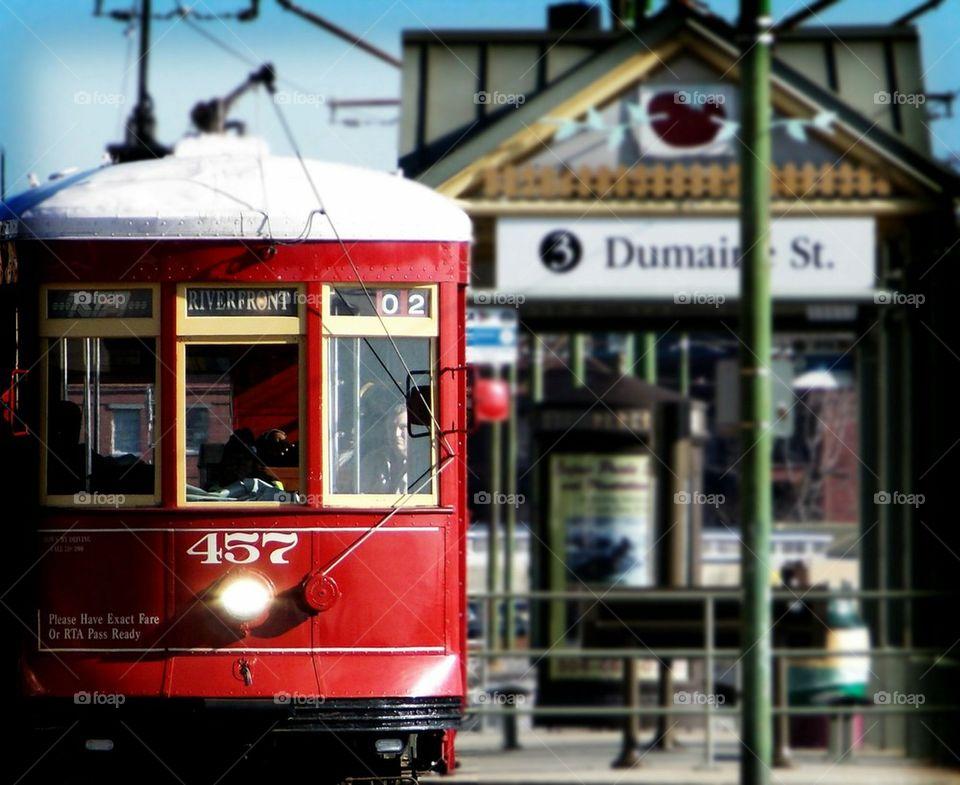 Dumaine Streetcar
