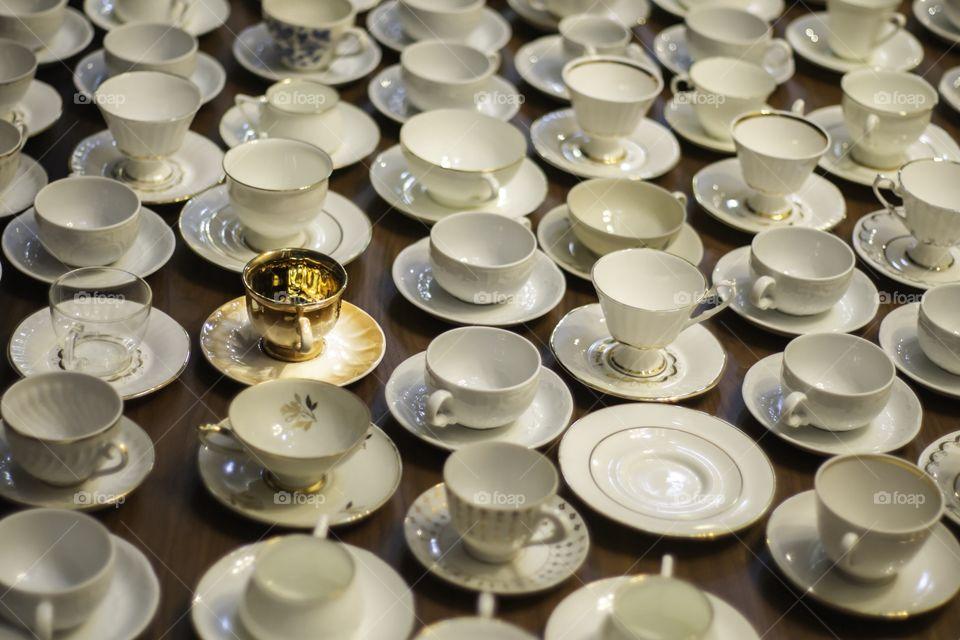 Pottery, Ceramic, No Person, Porcelain, Clay
