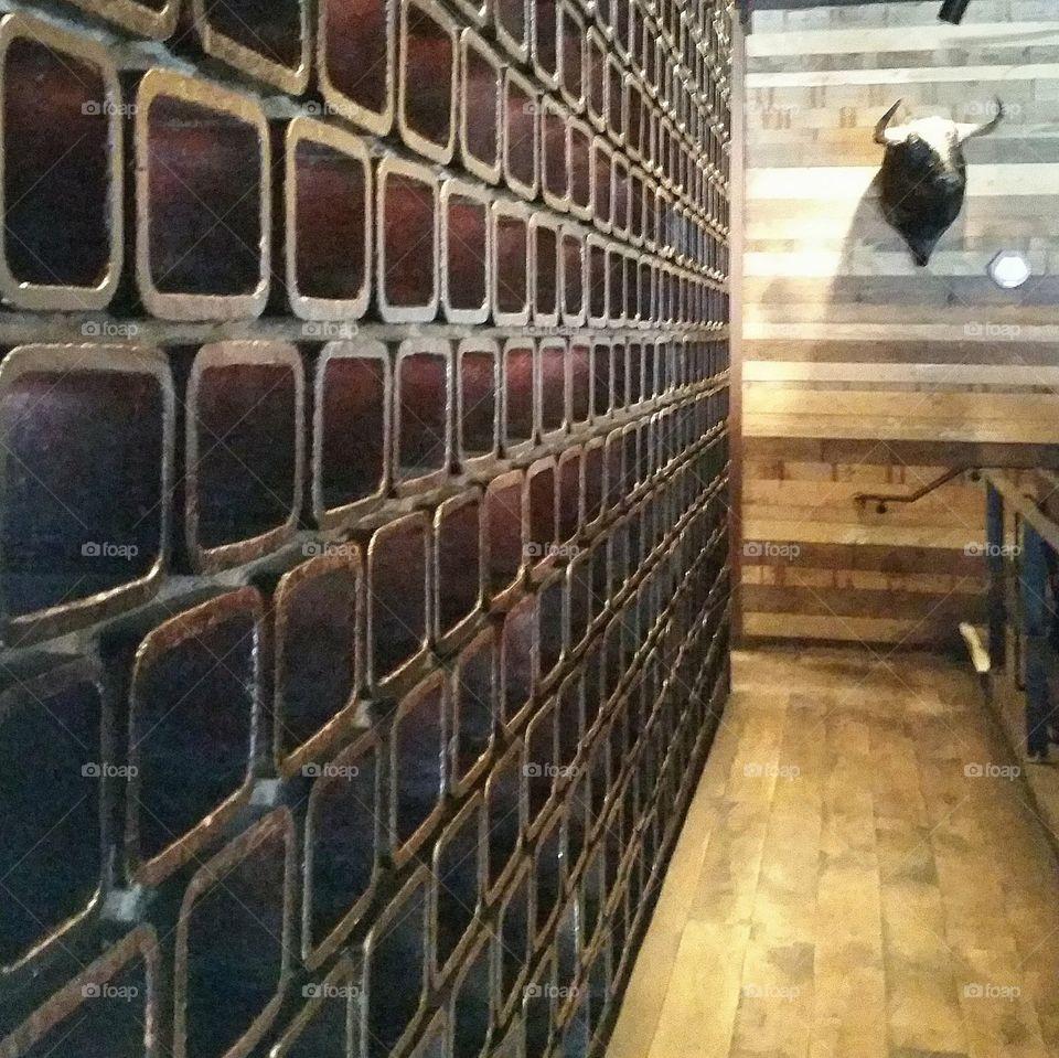 Wine Holders & Wall