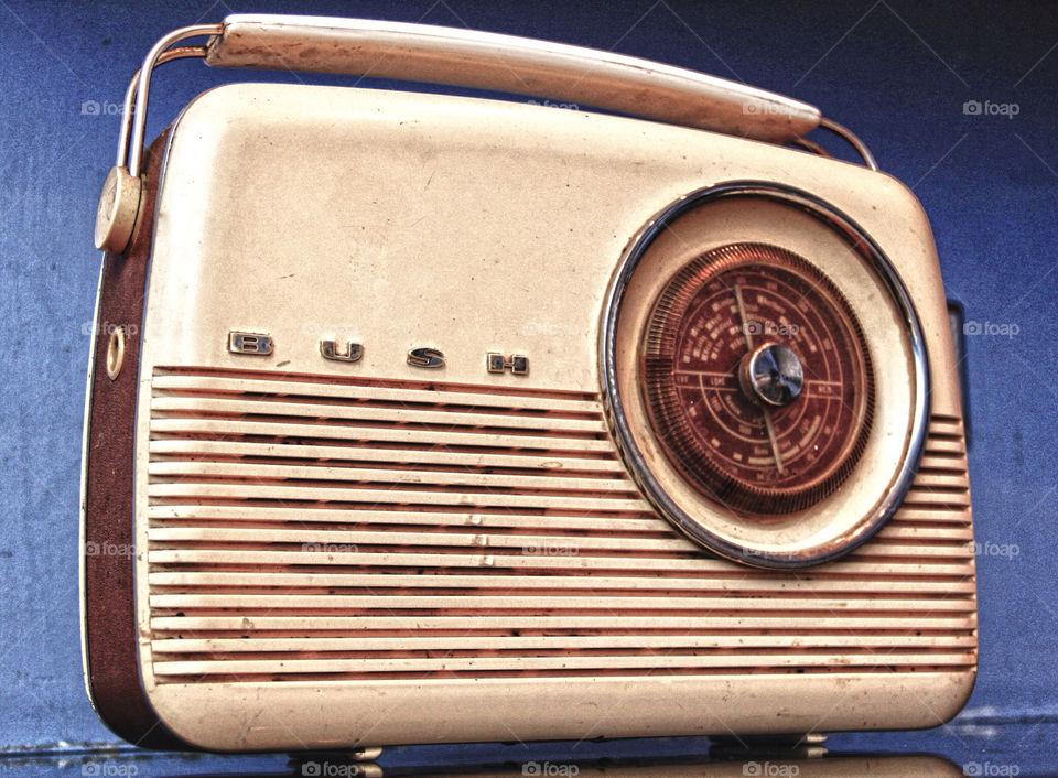 radio old retro bush by AcidBurns