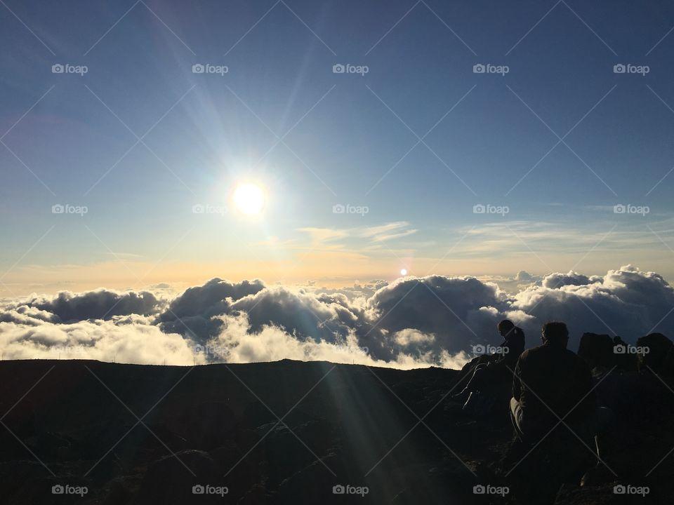 Clouds level
