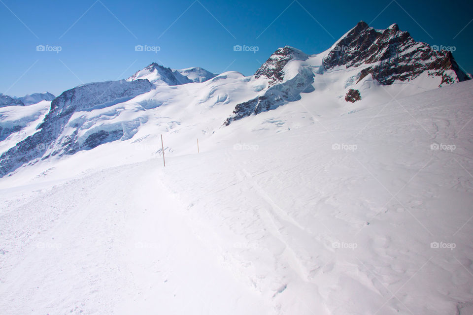 snow landscape expedition mountains by cmosphotos