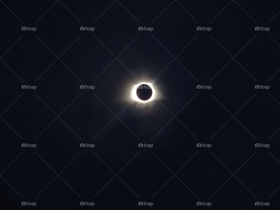 Total Eclipse August 21, 2017