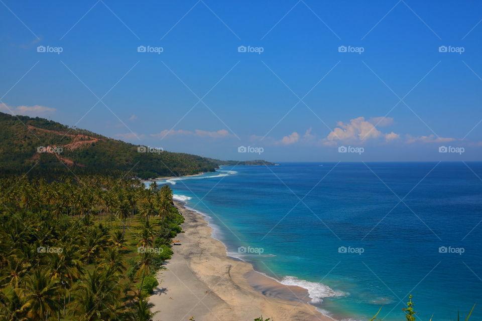 Lombok Mentigi Bay