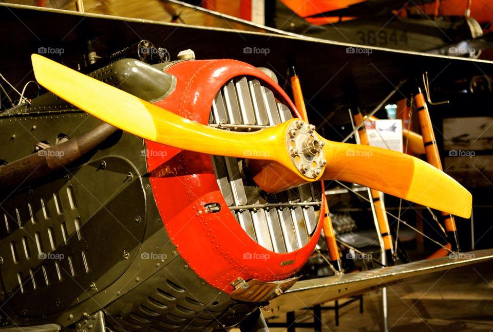 dayton ohio airplane plane museum by refocusphoto
