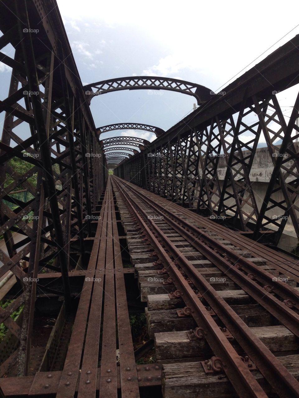 Victoria railway
