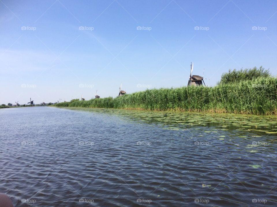 Kinderdijk The Netherlands. Kinderdijk The Netherlands